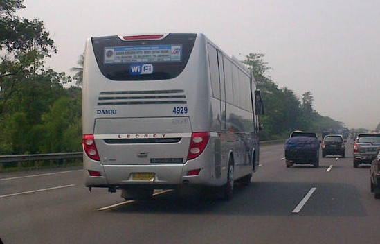 password-wifi-bus-damri-bandara