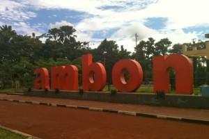 Info Bus Damri Di Bandara Pattimura Ambon